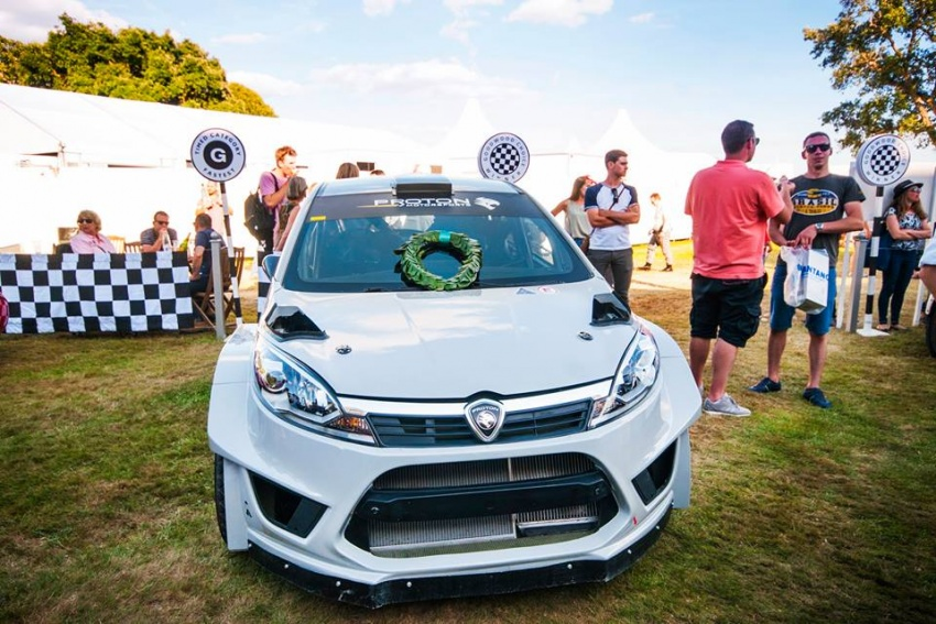 Proton Iriz R5 juara Rally Stage di FOS 2017! Image #679225