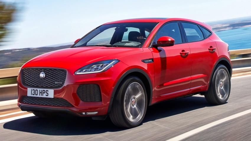 Jaguar E-Pace diperkenalkan – SUV kompak dengan pilihan dua enjin Ingenium, kuasa antara 150 ke 300 PS Image #683271