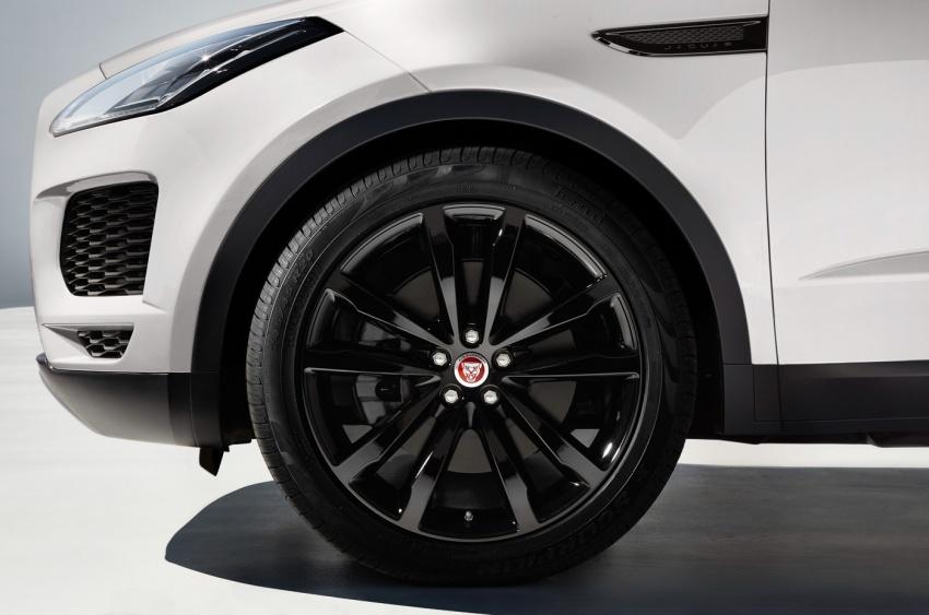 Jaguar E-Pace diperkenalkan – SUV kompak dengan pilihan dua enjin Ingenium, kuasa antara 150 ke 300 PS Image #683219