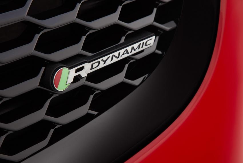 Jaguar E-Pace diperkenalkan – SUV kompak dengan pilihan dua enjin Ingenium, kuasa antara 150 ke 300 PS Image #683205