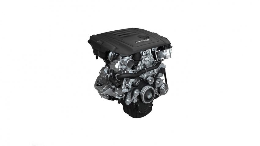 Jaguar E-Pace diperkenalkan – SUV kompak dengan pilihan dua enjin Ingenium, kuasa antara 150 ke 300 PS Image #683229