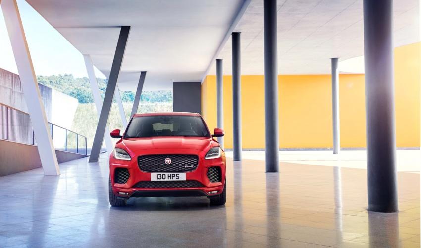 Jaguar E-Pace diperkenalkan – SUV kompak dengan pilihan dua enjin Ingenium, kuasa antara 150 ke 300 PS Image #683244