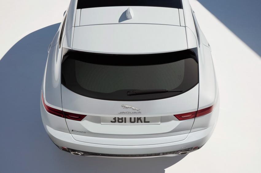 Jaguar E-Pace diperkenalkan – SUV kompak dengan pilihan dua enjin Ingenium, kuasa antara 150 ke 300 PS Image #683236
