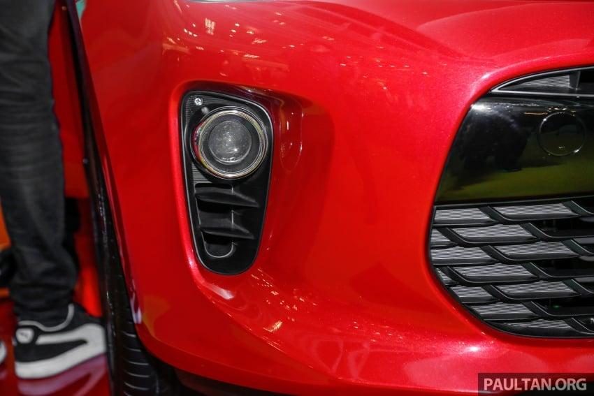 Kia Rio 1.4 MPI 2017 dilancarkan di Malaysia – RM80k Image #686056