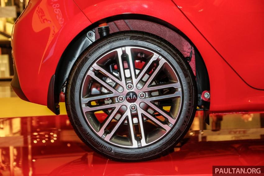 Kia Rio 1.4 MPI 2017 dilancarkan di Malaysia – RM80k Image #686060