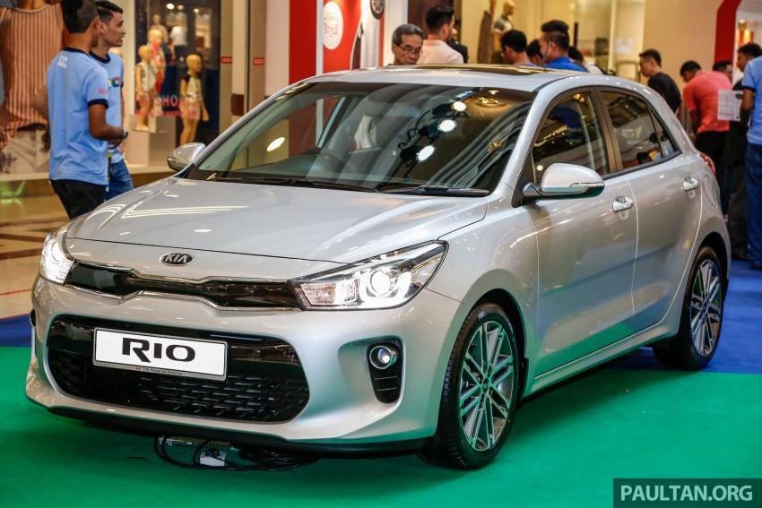 Kia Rio 1.4 MPI 2017 dilancarkan di Malaysia – RM80k Image #686047