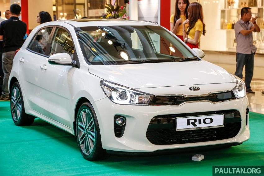 Kia Rio 1.4 MPI 2017 dilancarkan di Malaysia – RM80k Image #686049