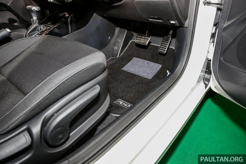 Kia Rio 1.4 MPI 2017 dilancarkan di Malaysia – RM80k Image #686094