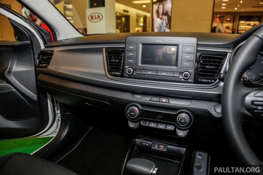 Kia Rio 1.4 MPI 2017 dilancarkan di Malaysia – RM80k Image #686079