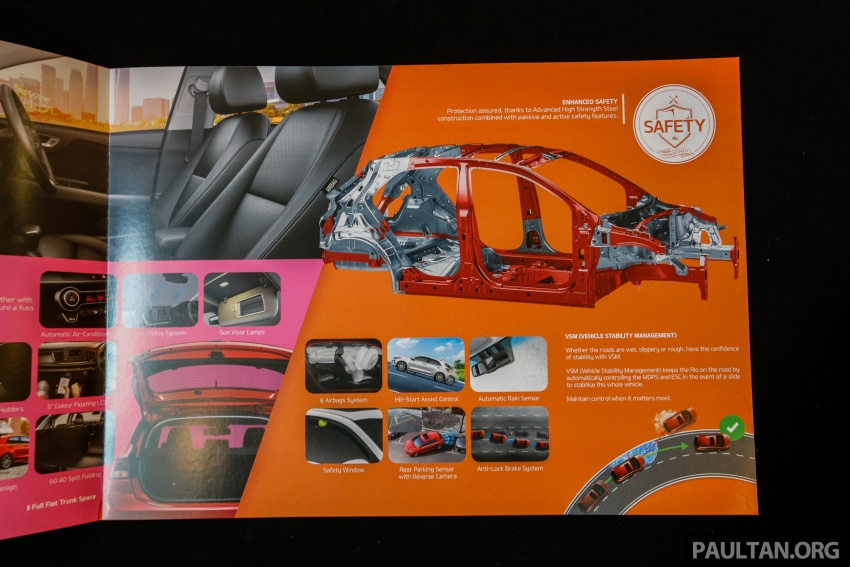 2017 Kia Rio 1.4 MPI launched in Malaysia – RM80k Image #685892