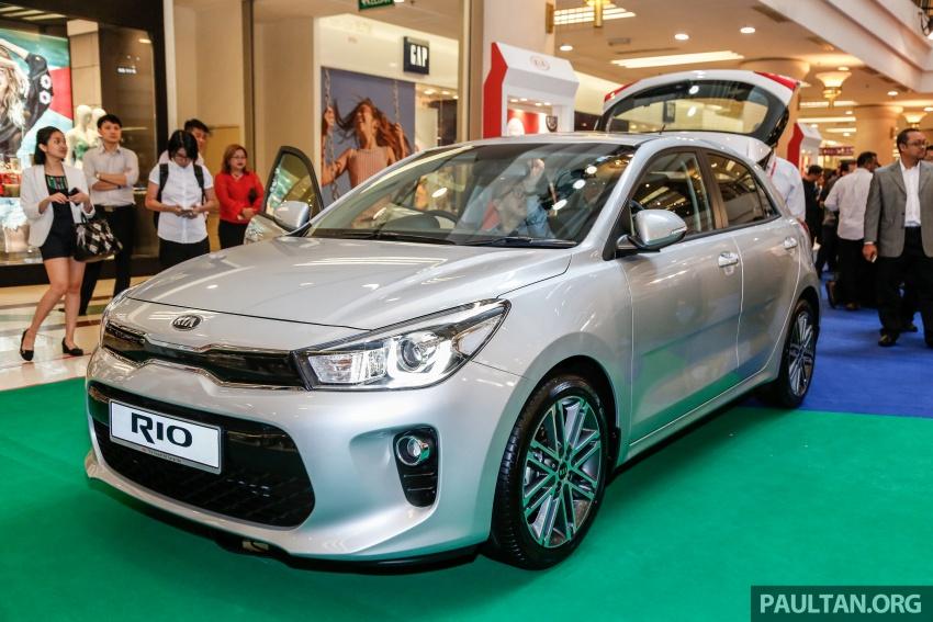 2017 Kia Rio 1.4 MPI launched in Malaysia – RM80k Image #685912