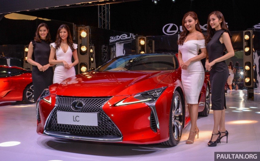 Lexus LC 500 officially launched in Malaysia – 5.0 litre V8, 10-speed auto, 0-100 km/h in 4.4 seconds, RM940k Image #688340