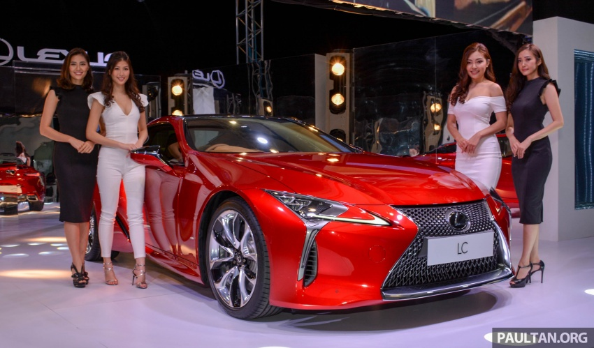 Lexus LC 500 officially launched in Malaysia – 5.0 litre V8, 10-speed auto, 0-100 km/h in 4.4 seconds, RM940k Image #688343