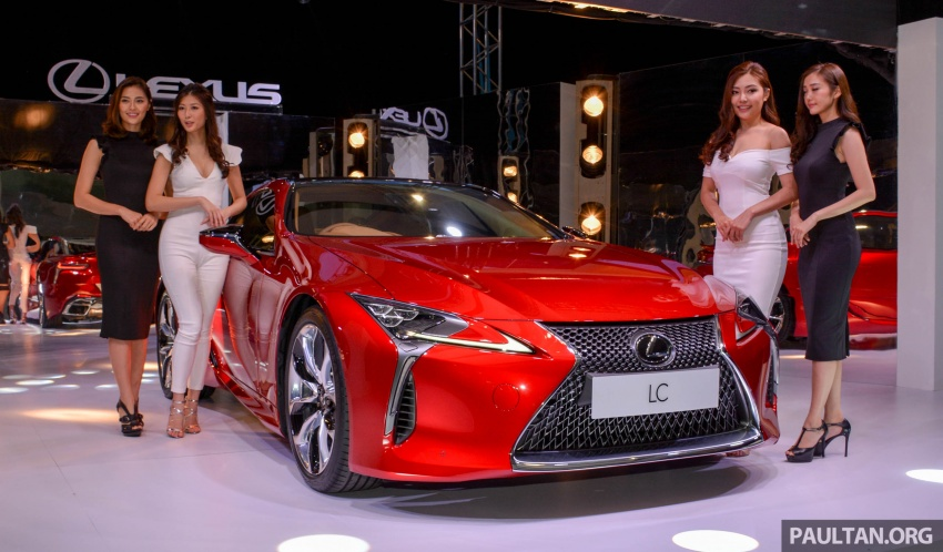 Lexus LC 500 officially launched in Malaysia – 5.0 litre V8, 10-speed auto, 0-100 km/h in 4.4 seconds, RM940k Image #688346