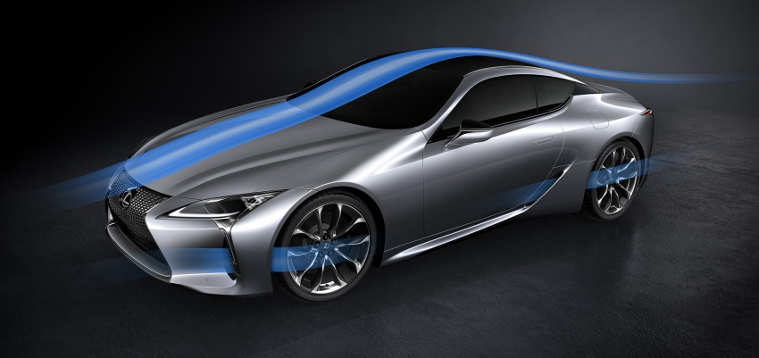 Lexus LC 500 officially launched in Malaysia – 5.0 litre V8, 10-speed auto, 0-100 km/h in 4.4 seconds, RM940k Image #688238