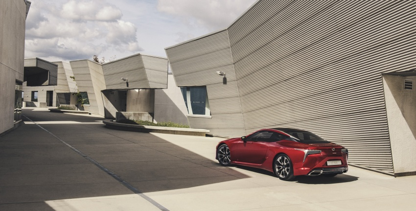Lexus LC 500 officially launched in Malaysia – 5.0 litre V8, 10-speed auto, 0-100 km/h in 4.4 seconds, RM940k Image #688216
