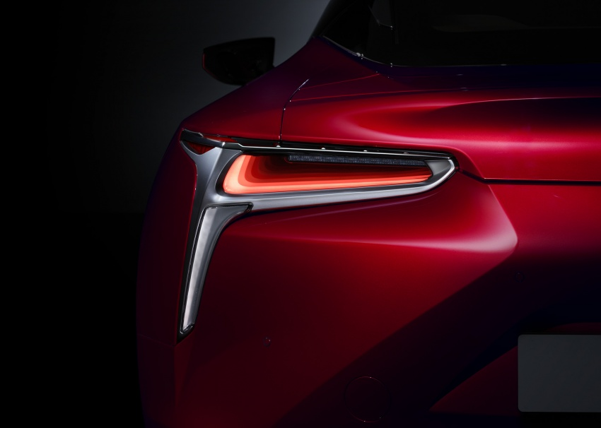 Lexus LC 500 officially launched in Malaysia – 5.0 litre V8, 10-speed auto, 0-100 km/h in 4.4 seconds, RM940k Image #688246