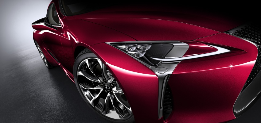 Lexus LC 500 officially launched in Malaysia – 5.0 litre V8, 10-speed auto, 0-100 km/h in 4.4 seconds, RM940k Image #688260