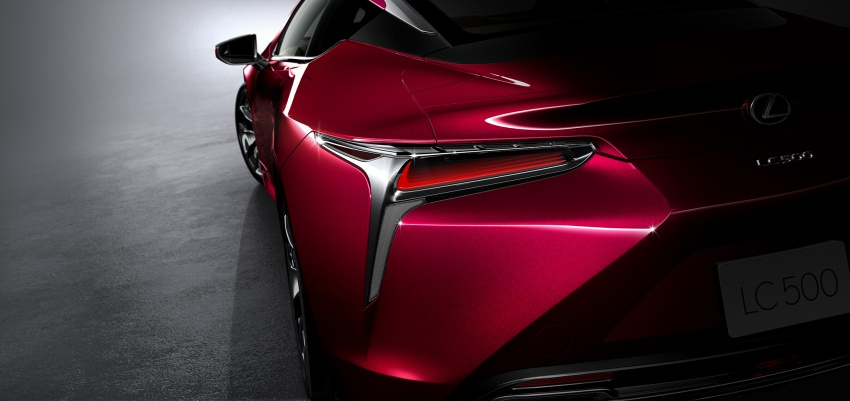 Lexus LC 500 officially launched in Malaysia – 5.0 litre V8, 10-speed auto, 0-100 km/h in 4.4 seconds, RM940k Image #688261