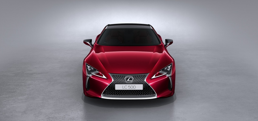 Lexus LC 500 officially launched in Malaysia – 5.0 litre V8, 10-speed auto, 0-100 km/h in 4.4 seconds, RM940k Image #688219