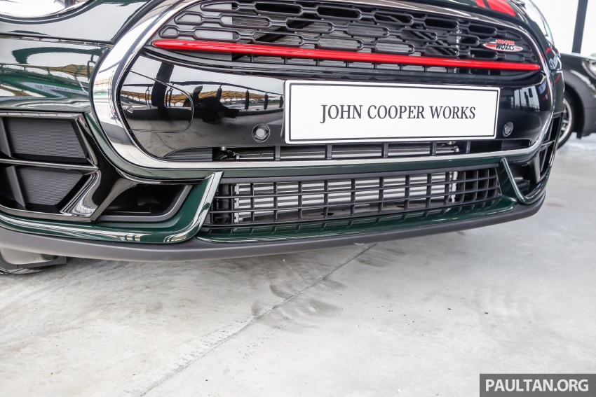 MINI John Cooper Works Clubman launched in Malaysia – 231 hp, 0-100 km/h in 6.3 secs, RM328,888 Image #684311