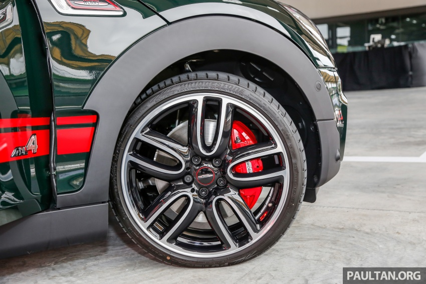 MINI John Cooper Works Clubman launched in Malaysia – 231 hp, 0-100 km/h in 6.3 secs, RM328,888 Image #684312