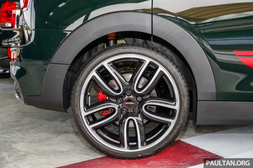 MINI John Cooper Works Clubman launched in Malaysia – 231 hp, 0-100 km/h in 6.3 secs, RM328,888 Image #684313