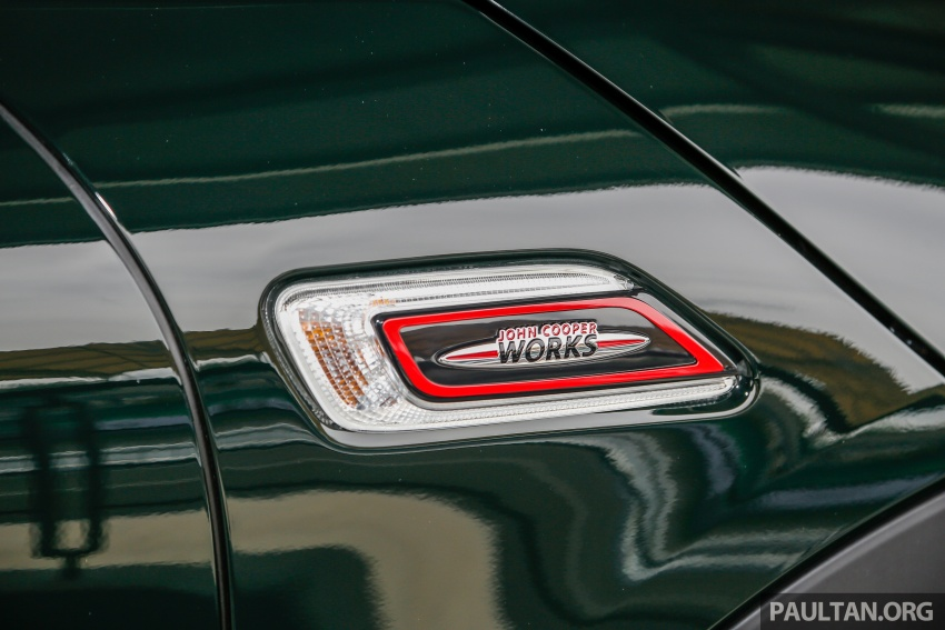 MINI John Cooper Works Clubman launched in Malaysia – 231 hp, 0-100 km/h in 6.3 secs, RM328,888 Image #684316