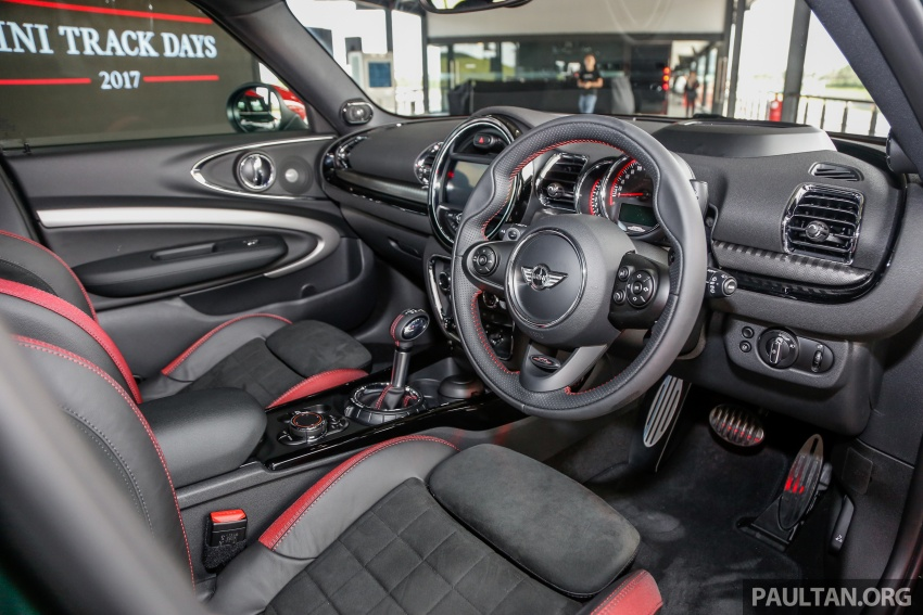 MINI John Cooper Works Clubman launched in Malaysia – 231 hp, 0-100 km/h in 6.3 secs, RM328,888 Image #684328