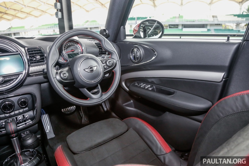 MINI John Cooper Works Clubman launched in Malaysia – 231 hp, 0-100 km/h in 6.3 secs, RM328,888 Image #684347