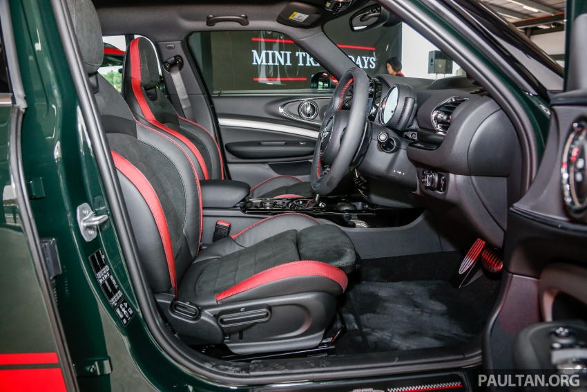 MINI John Cooper Works Clubman launched in Malaysia – 231 hp, 0-100 km/h in 6.3 secs, RM328,888 Image #684348