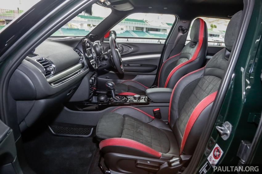 MINI John Cooper Works Clubman launched in Malaysia – 231 hp, 0-100 km/h in 6.3 secs, RM328,888 Image #684352