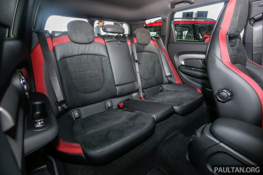 MINI John Cooper Works Clubman launched in Malaysia – 231 hp, 0-100 km/h in 6.3 secs, RM328,888 Image #684356