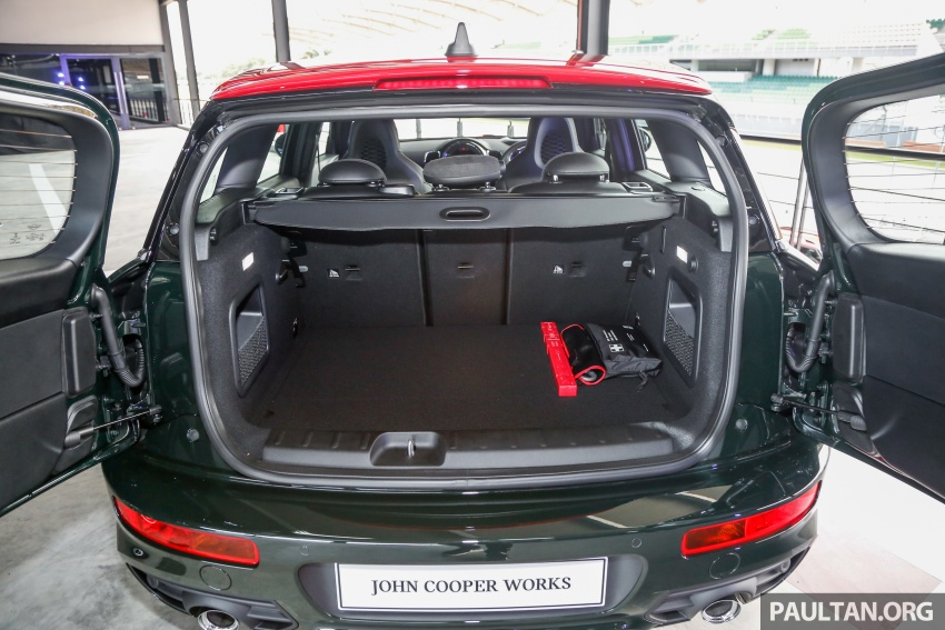 MINI John Cooper Works Clubman launched in Malaysia – 231 hp, 0-100 km/h in 6.3 secs, RM328,888 Image #684361