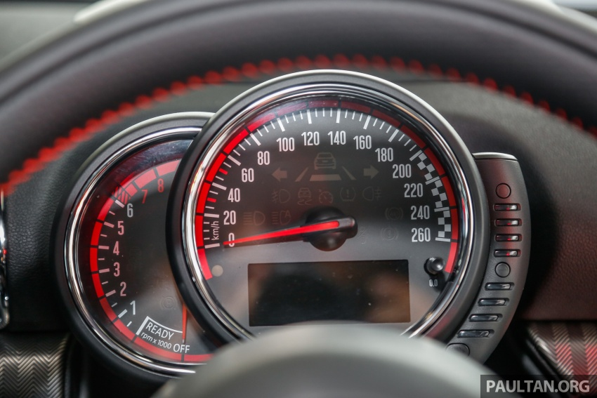 MINI John Cooper Works Clubman launched in Malaysia – 231 hp, 0-100 km/h in 6.3 secs, RM328,888 Image #684332