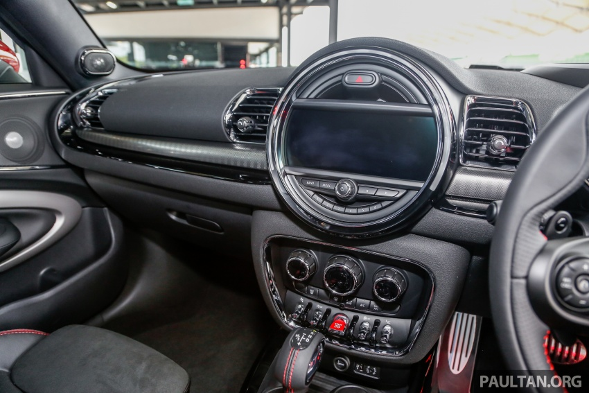 MINI John Cooper Works Clubman launched in Malaysia – 231 hp, 0-100 km/h in 6.3 secs, RM328,888 Image #684333