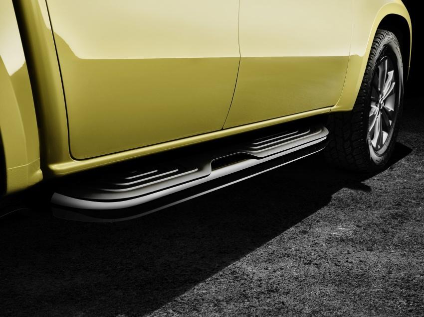 Mercedes-Benz X-Class – premium pick-up debuts Image #685262