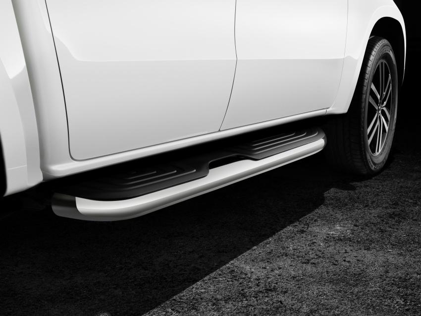 Mercedes-Benz X-Class – premium pick-up debuts Image #685265