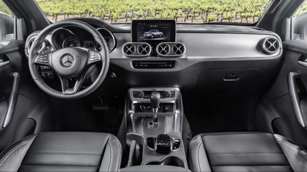Mercedes Benz X Class Premium Pick Up Debuts
