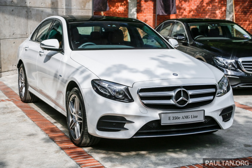 Mercedes-Benz S-Class facelift to arrive in Malaysia mid-2018 – E350e and E63 4Matic+ launching soon Image #689849