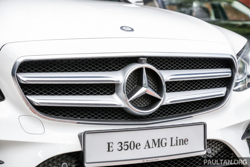 Mercedes-Benz S-Class facelift to arrive in Malaysia mid-2018 – E350e and E63 4Matic+ launching soon Image #689858