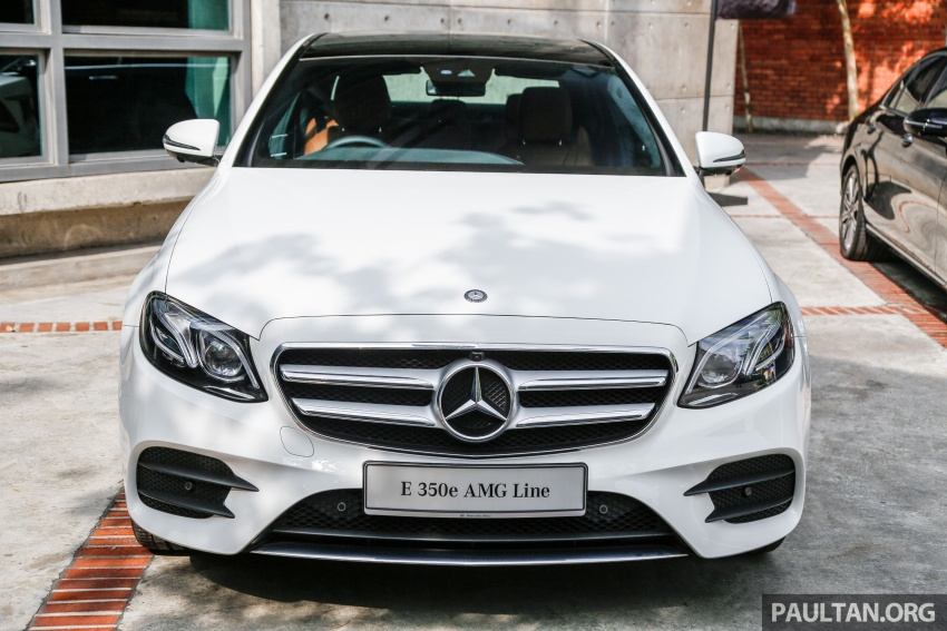 Mercedes-Benz S-Class facelift to arrive in Malaysia mid-2018 – E350e and E63 4Matic+ launching soon Image #689852
