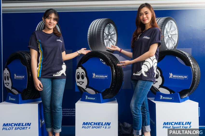 Michelin Pilot Sport 4 S launched in M'sia, fr RM1,100 Image #690039