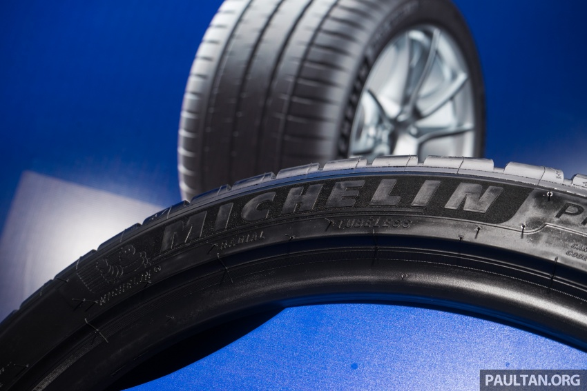 Michelin Pilot Sport 4 S launched in M'sia, fr RM1,100 Image #690050