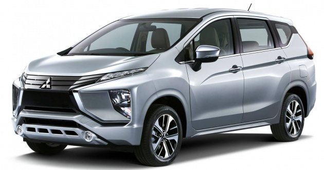 Mitsubishi Reveals Next-gen MPV Ahead Of GIIAS 2017