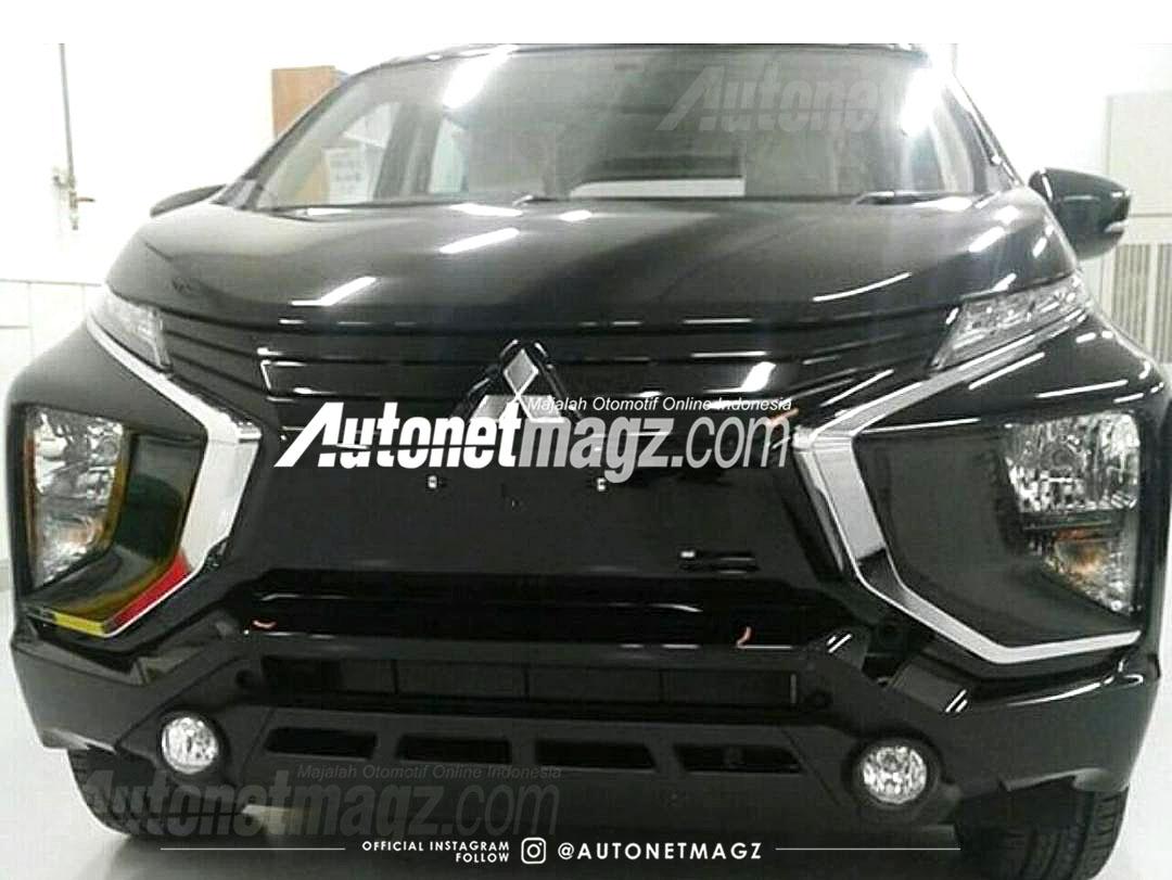 Mitsubishi's New 'small Crossover MPV' Shows Its Face