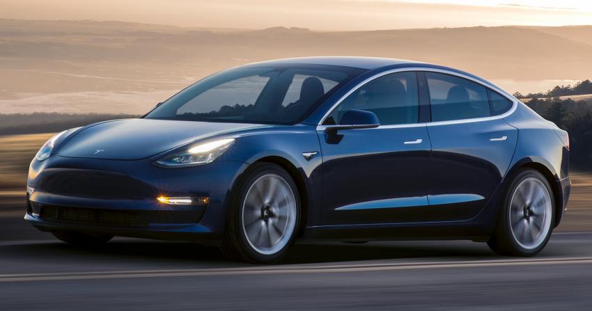 Tesla Model 3 – production entry-level model unveiled Image #690800