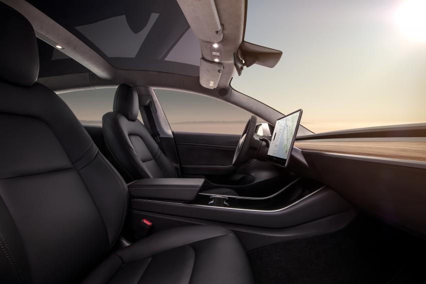 Tesla Model 3 – versi produksi model paling murah Image #691054