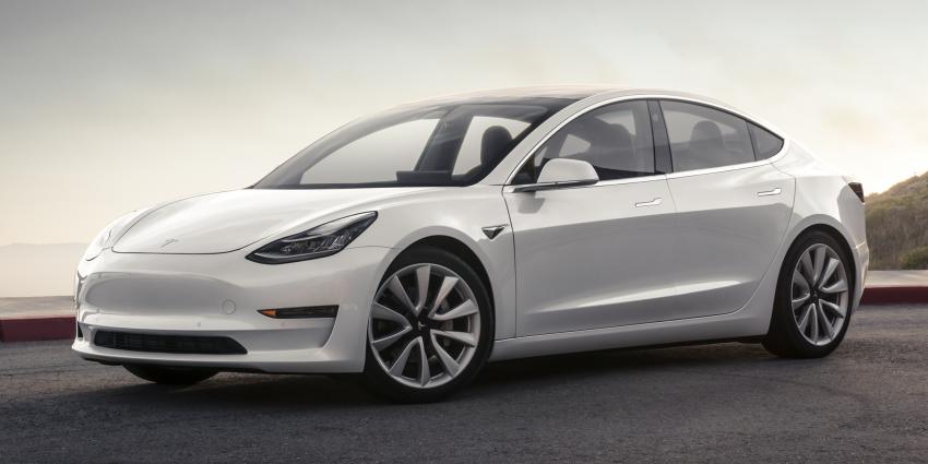 Tesla Model 3 – production entry-level model unveiled Image #690809