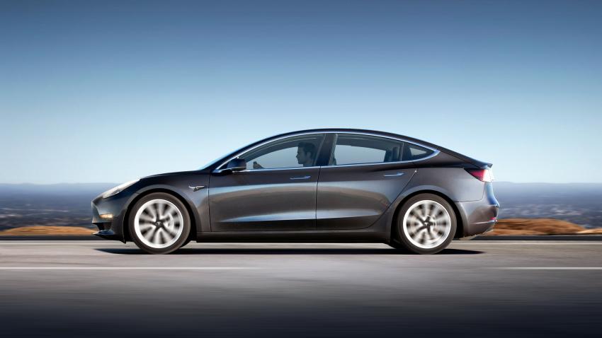 Tesla Model 3 – production entry-level model unveiled Image #690810